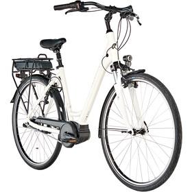 Kalkhoff Agattu 1.B Move E-citybike Wave 400Wh hvid